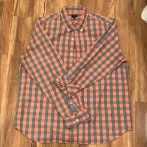 J Crew Casual Button Up